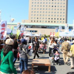 4 Ieyasu fun city in Hamamatsu ranks Castle 'spring 'to it!