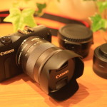 Introduction of EOS M Cannon mirrorless interchangeable lens camera