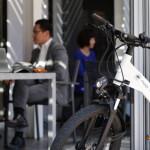 電動輔助的自行車 A2B 自行車概念來推翻是驚人的!