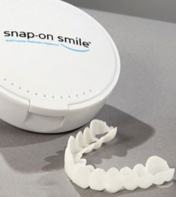 Snap-on-smile plus case