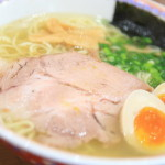 "Sanuki chicken ramen 'dried chicken""salt、Soy sauce ramen"
