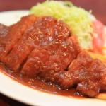 洋食屋さんのとんかつといえば「宏松支店」のランチ※移転決定11/10(日)オープン予定