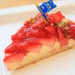 イートインも可能な「ペ・ド・ノンヌ 焼津店」のケーキたち
