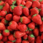 低糖で甘みを抑えて「ゴロッと苺の自家製コンフィチュール」