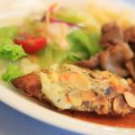 変わらない味、昔ながらの洋食屋「洋食 大仙」の日替わりランチ