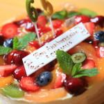 フランス人ベルナールが繰り広げる「アボンドンス」の華麗なケーキたち