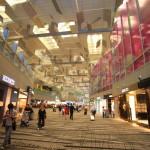 シンガポールのチャンギ国際空港での過ごし方