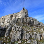 South Africa landmark、From the table mountain 360 ° panoramic views