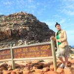 """南アフリカで一度は訪れてみたいケープ半島の""""喜望峰"""""""