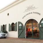 南非最古老的酒莊、格魯特斯坦