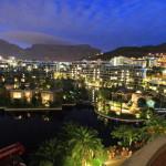 5つ星リゾートホテルOne & Only Cape Townの煌びやかな夜の顔
