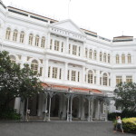 Pearl of the Orient、Singapore Sling at the Raffles Hotel is referred to as the Lady of the Cretaceous