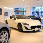 Test drive the new Quattroporte Maserati Nagoya