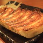 G1餃王座でグランプリを受賞した「浜太郎」の餃子