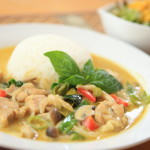 At home, easily make an authentic taste of Thailand Green Curry