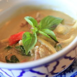 Green Curry of authentic Thailand dishes 'Thai Rattana's hot come summer!