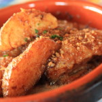 Enjoy lunch in the 'El Camino' Spain cuisine exotic