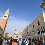 "Happily spend tourist guide the beautiful water of the city of Venice, ""St. Mark's Square Edition"""