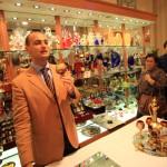 「ラグーナ ムラノ グラス」は700年以上の歴史を誇るイタリア伝統芸術ヴェネツィアングラスの老舗工房