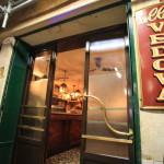 水の都ヴェネツィアで有名なバーカロ「トラットリア アッラ ヴェドヴァ」で昼飲みランチ