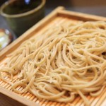 "End of the year is an annual、Makinohara home ""dining peaks"" by help of toshikoshi Soba"
