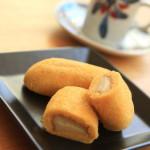 東京名物「東京ばな奈」と掛川の自家焙煎珈琲豆屋「シロネコ」の珈琲豆をいただきました!
