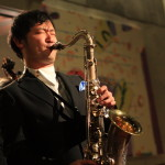 "Jazz live ""Hamasaki Nikko meets Matsumoto Akane TRIO"" in tamachi salon was great success!"