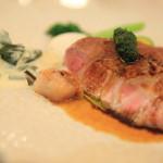 """在意大利""""Brillante鈴木""""只有吧台的隨機道菜的晚餐元旦晚會"""