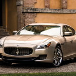 "Tradition、Introducing the ""Maserati Quattroporte"" blend of luxury and power!"