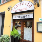 Trattoria Armando in Florence also visit to Trattoria shopping center established