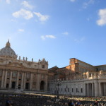 In the heart of the Catholic Church aimed at followers of independent nations 'Vatican City' all over the world