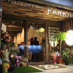公園カフェというコンセプトを持つ「PARK/ING パーキング」街中ビオラ田町前にオープン