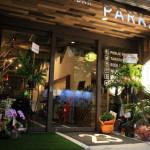 公園カフェというコンセプトを持つ「PARK/ING パーキング」で51年回二次会
