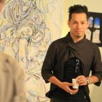 展覽的官司,清,324 畫廊舉行開幕酒會!