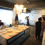 France antique gadgets 'Violet violet' reception in KAGIYA building