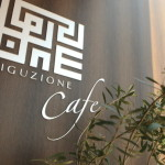 "French press coffee and commitment curry of ""IGUZIONE cafe IG Tze Ohnet Cafe"""