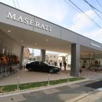 「マセラティ浜松」自動車街にイタリア最高級ブランド車のディラーグランドオープン!
