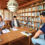 Hase 守保 architectural planning x talks about wooden houses Totsuka daiken architects and craftsmen