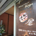 Koya hut Nepal coffee&Pre-open gallery cafe enjoy the Chai!