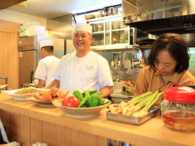 """每日午餐被解除的,穩定的味道和溫馨的美食""""烹飪新居濱"""""""