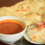 合理的族裔咖喱午餐 ' 揭路荼亞洲餐廳。