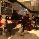 TRIO ' 10th anniversary album 'AMAZING GRACE' Lounge Live was a great success!