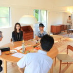 ' Park 四ツ池 ' sneak preview model room and tasting exchanges curnonchue commodity