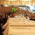 """開胃菜和麵食晚餐,享受""""的Osteria DA米歇爾""""點菜"""