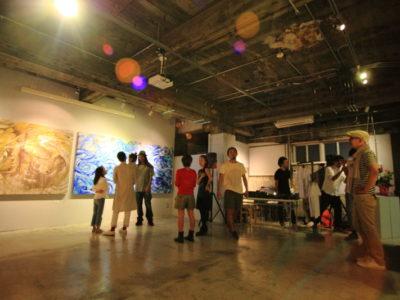 「KAGIYAビル」から発信!世界で活躍するクリエーターやアーティストのイベント開催!