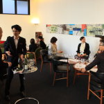 "'Change the glass change wine""Riedel event @ artforummansiongallery"
