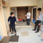 """低改造的方式,在中部的公寓""""公園四tsu池""""樓模型和進步!"""