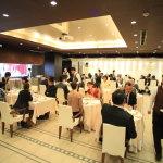 「一味真 元城」12周年記念パーティ「感謝の夕べ」の四季折々のフルコース