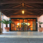 美しい庭園を持つ「シェラトン ゴルフパルコデメディチホテル&リゾート」で2連泊