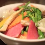 「中華料理 百華」普段なかなか摂れない野菜をたくさん摂りたい日に訪れよう